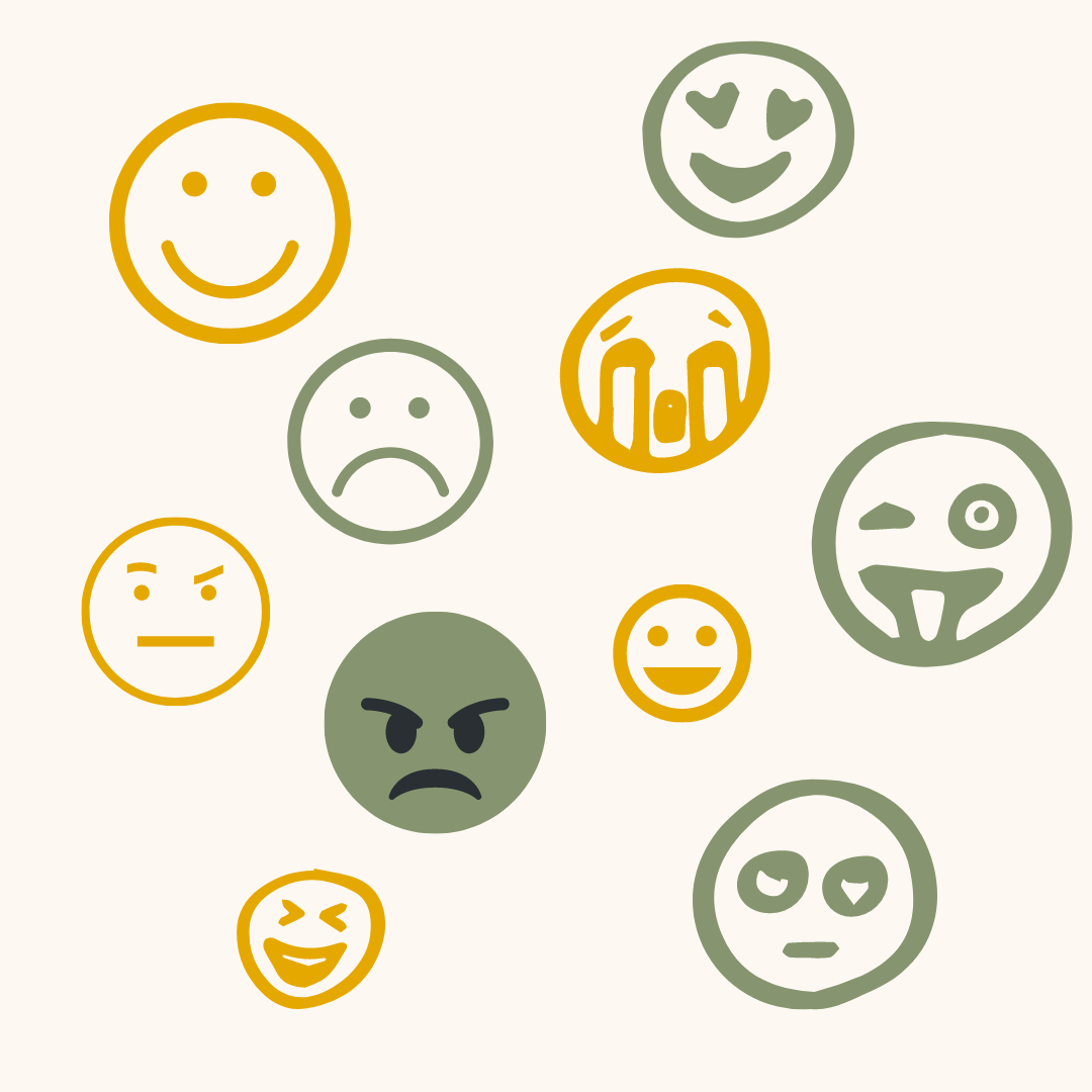 Smiley émotions