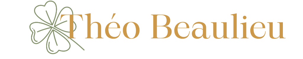 logo théo beaulieu coach de vie, holistique, praticien eft, énergéticien
